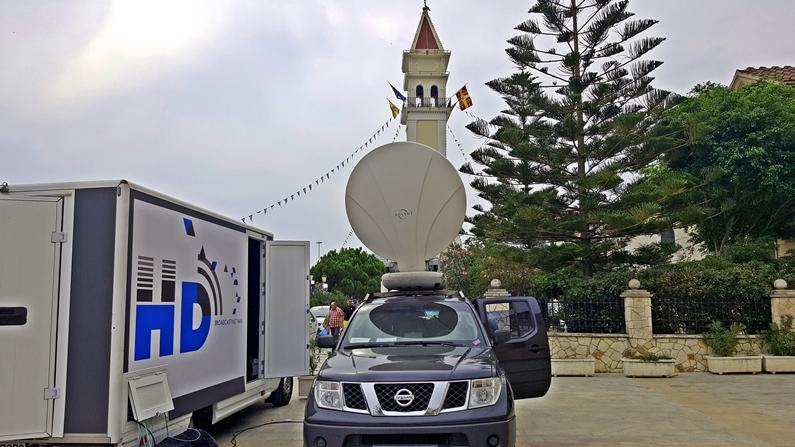 Εορτασμός Αγίου Διονυσίου | Σε Πανελλαδικό και διεθνές τηλεοπτικό δίκτυο οι μεταδόσεις μέσα από το IONIAN TV | Πως θα δείτε και διαδικτυακά Picture